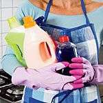 45 uses for vinegar ... a way to get away from chemicals.: Duct Tape, Spring Clean, Households Cleaners, Clean Tips, Springclean, Baking Sodas, Kitchens Clean, Clean Solutions, Clean Products