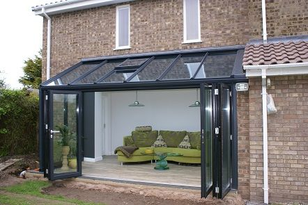 Lean-To Conservatories - Conservatory - Radcliffe Glass Windows