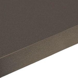 Zinc Black | Laminate Square Edge Worktops | Kitchen Worktops | Kitchen | Rooms | DIY at B&Q