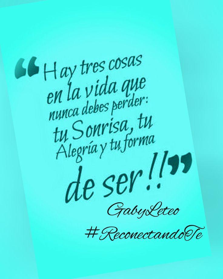 GabyLeteo🍀🌷🍀  #ReconectandoTe #LaReconexion #SanacionReconectiva #Bendice #Sonríe #Empatía #Compasión #FraseDelDía #ReflexionDelDia   📲 Contactame al 691840962 para ⏰ tu Sesión de Sanacion Reconectiva o tu Reconexion