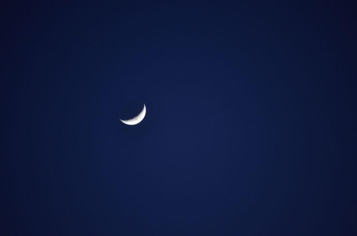 Luna creciente 01/2015