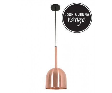 Kooper Pendant in Copper | Modern Pendants | Pendant Lights | Lighting