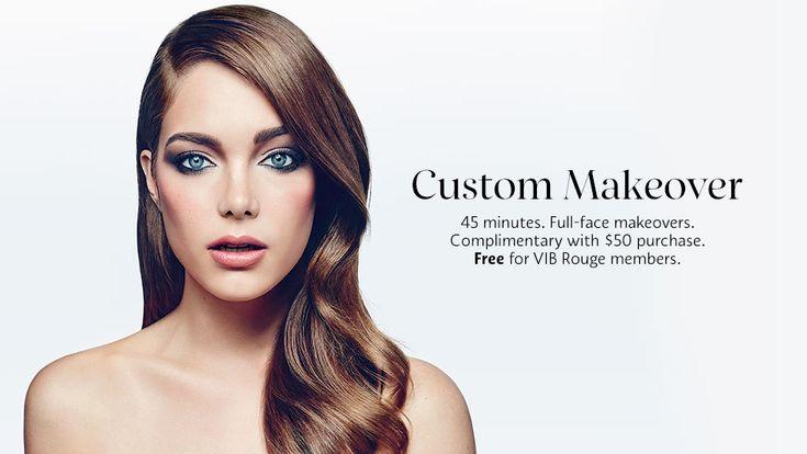 Custom Makeover