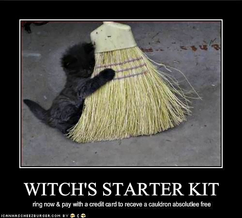 """hehe""""are you a good witch or a bad witch?!"""" Can I"""