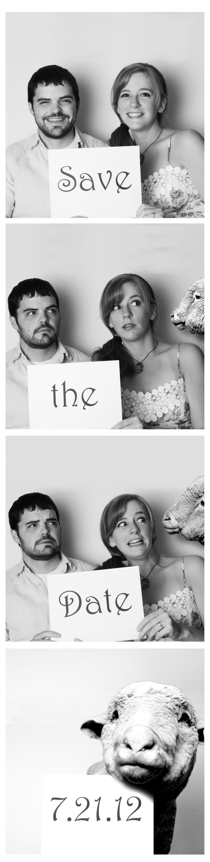 Our Arrested Development inspired save-the-date
