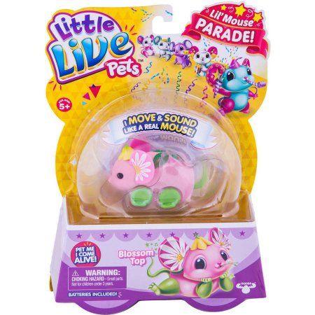 Toys In 2020 Little Live Pets Pet Mice Pets