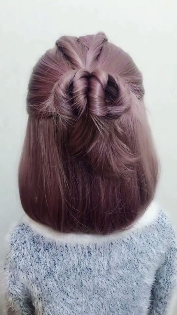 Hairstyles For Medium Length Hair In 2020 Short Hair Tutorial Medium Length Hair Women Medium Length Hair Styles