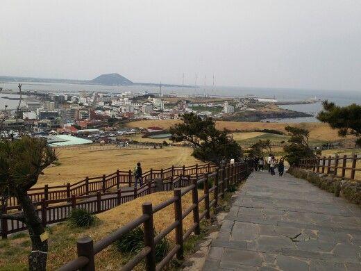 Jeju 성산일출봉