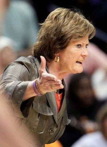 Pat Summitt, Queen of the Lady Vols of Tennessee