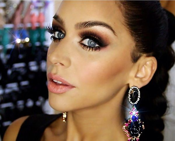 Wedding Makeup Tutorial Carli Bybel : Carli Bybel. Learned a lot about smokey eyes and makeup ...