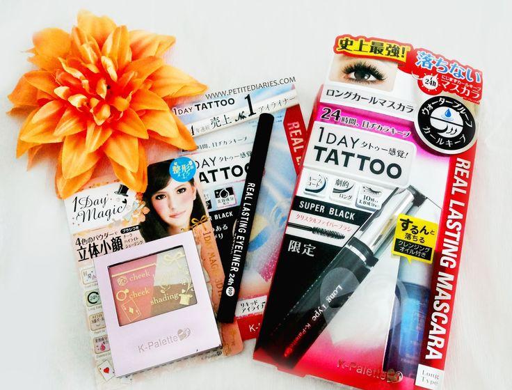 K PALETTE MAKE UP UNBOXING REVIEW : http://www.petitediaries.com/2016/12/k-palette-lucky-bag-fukubukuro-unboxing.html #kpalette #japan #japanesemakeup #cosmetic #beautyblogger
