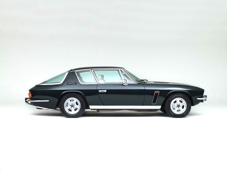 Jensen Interceptor III -- If you're a fan of Top Gear you might have seen the recent feature they did on the Jensen, if you haven't seen it you can check it out here: http://j.mp/IKT18Y