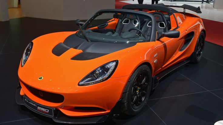 2018 Lotus Elise Cup 250 Release Date And Price
