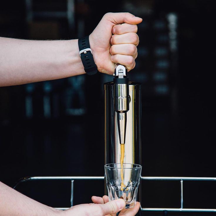 One cup cone filter coffee maker