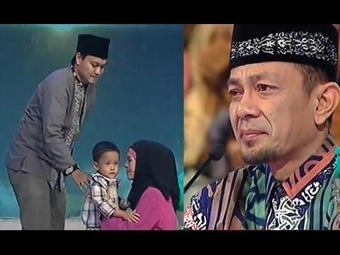 Pertemuan Nur dan Anaknya di AKSI Indosiar 2014 membuat Ustad Wijayanto ...