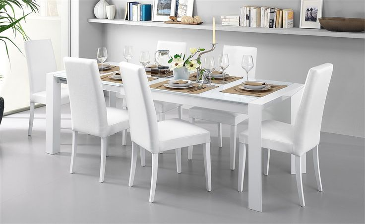 13 best soggiorno images on pinterest diner table for Tavolo mondo convenienza wood