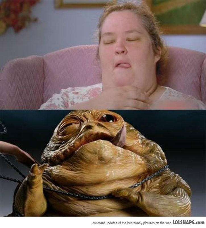 The Resemblance Is Uncanny
