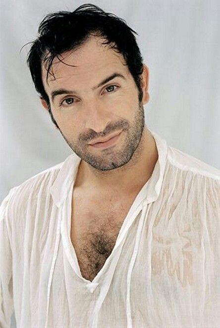 Jean Dujardin. I mean look at him.