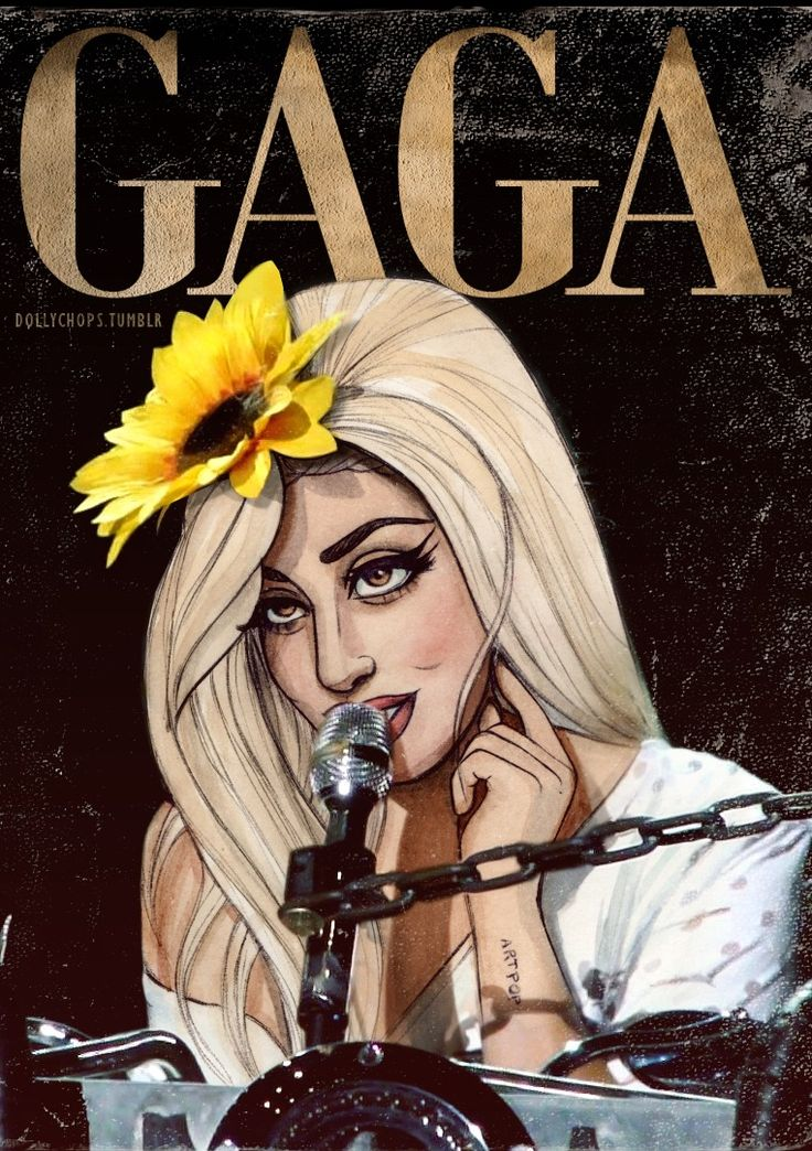 5 page paper on lady gaga?