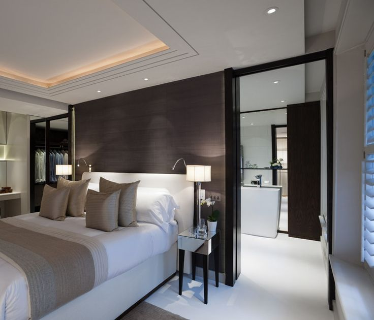 1000 ideas about luxury bedroom design on pinterest for Bedroom ensuite designs