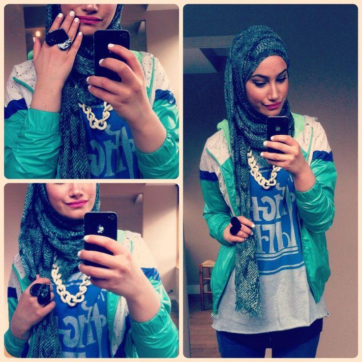 Hijablook Collaborative Fashion Hijab 39 Swag