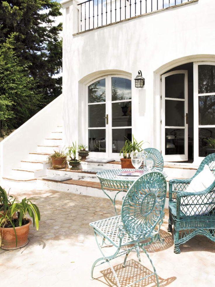 28 best casa blanca marbella images on pinterest malaga - Casa home malaga ...