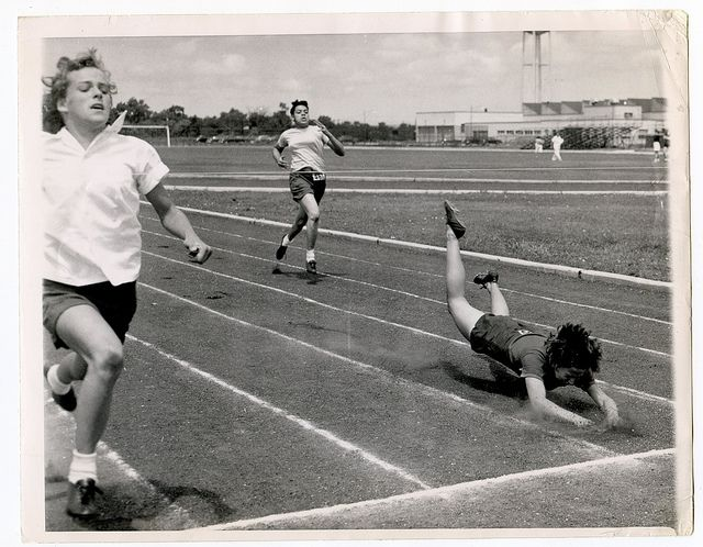 I so remember the county wide sports  day at school when I won this event !