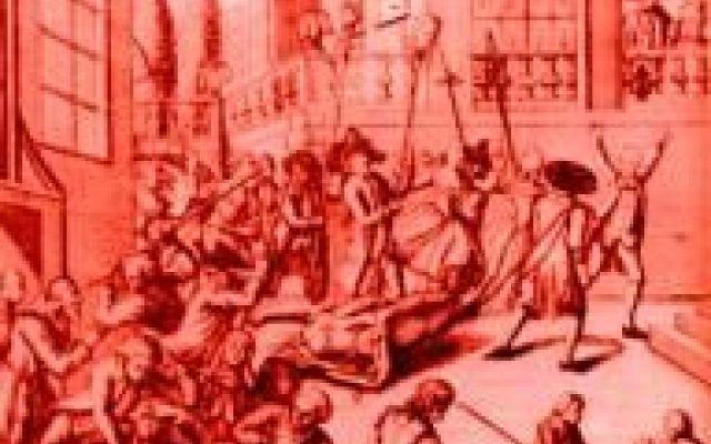 Rivoluzione Francese: il massacro della Lamballe #principessadilamballe #rivoluzione