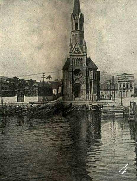 Praia de são Cristóvão 1915