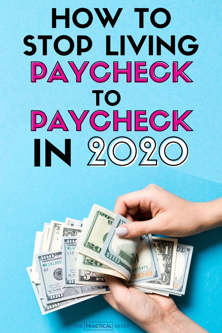 LIVING PAYCHECK TO PAYCHECK 9 GENIUS WAYS TO STOP IT