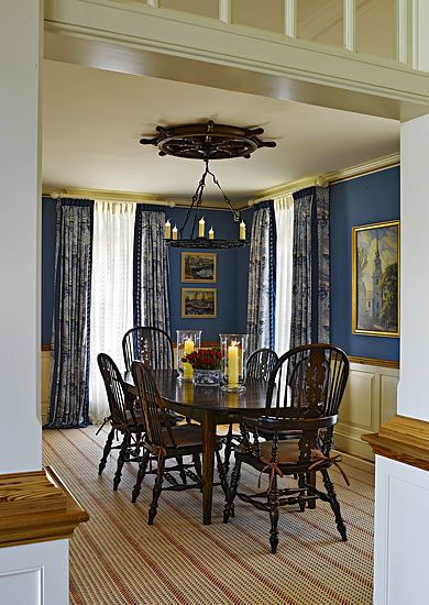 16 Best Nautical Dining Room Images On Pinterest