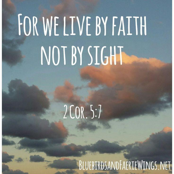 Sacred Sunday | Live by faith