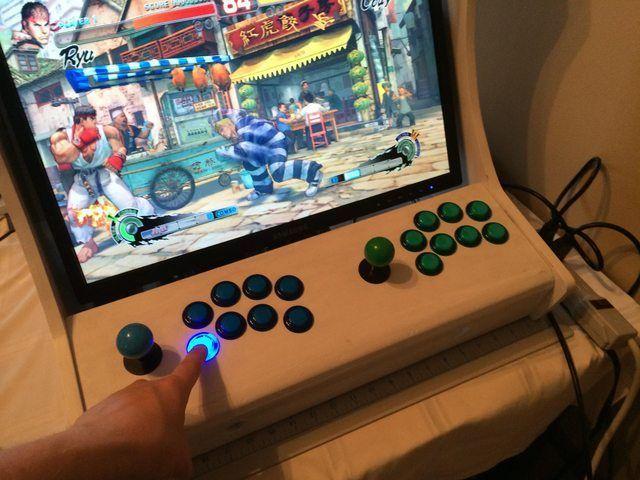 How To Build a Raspberry Pi Arcade Machine | Flight Simulator Gamez