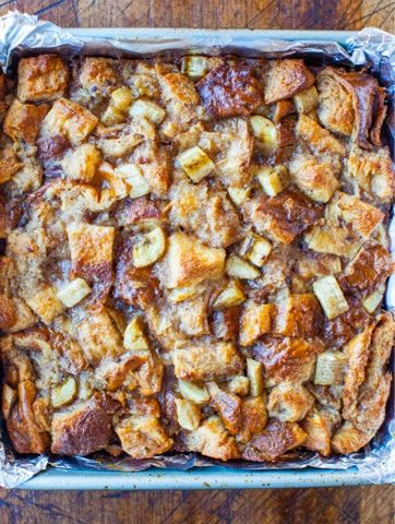 So Freakin' Delicious!: Maple Cream Cheese French Toast Cassarole
