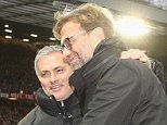Liverpool FC boss backs Mourinho in row over fixtures