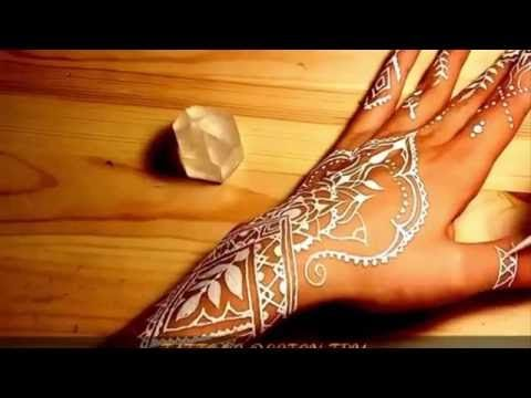 White Henna Design | Makeup Tutorial Video... See More Here : http://goo.gl/jDA1dc  Follow the instructions, This step-by-step video guide will show you EXACTLY how to get started...  Hope Your Enjoy! ..... Like, Share, Comment & Subscribe Us!  More Makeup Tutorial videos ... Click Here: https://www.youtube.com/channel/UC3SbRN6zFEgCdnKHZj28B4w #hennatutorial #mehnditutorial #hennamehnditutorial #makeup #makeuptutorial