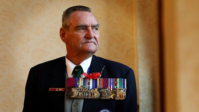 Mr Keith Payne VC  Patron of the Victoria Trust  #vctrust