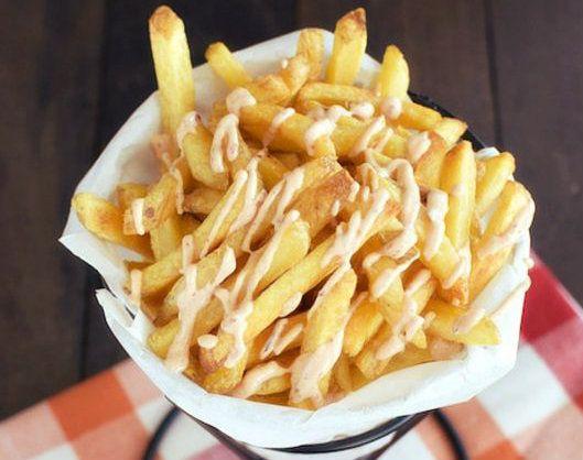 dip patates