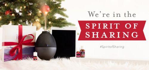 Canada Spirit Of Sharing www.EssentialOils4Sale