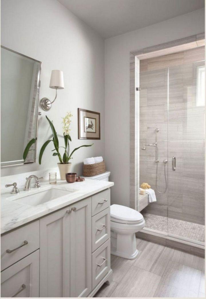 99 Wonderful Small Full Bathroom Remodel Ideas 14 Getideas In 2020 Full Bathroom Remodel Bathroom Remodel Master Small Full Bathroom