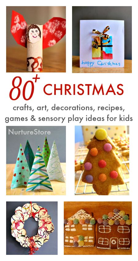 All I need for Christmas craft, Christmas centers, Christmas sensor play - lots of great ideas!