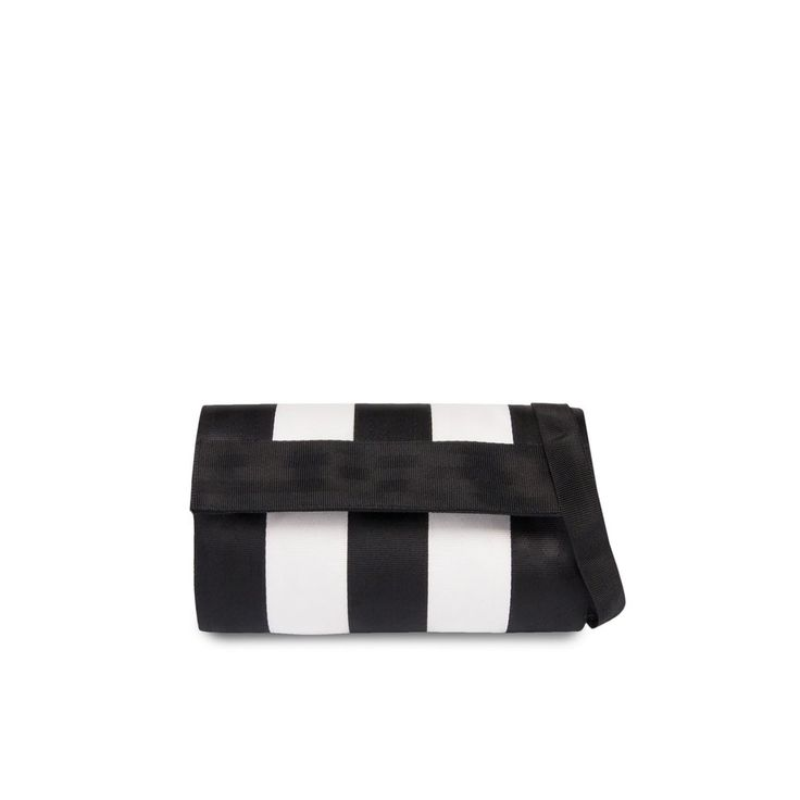 Mini Seat Belt Pouch - Handcrafted and sourced in Malaysia - Upcycled using discarded seat belts - Sustainable and Ethical Fashion Accessories