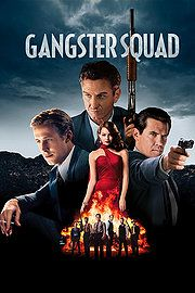 Gangster Squad - it was as if someone sat them down, made them watch the Untouchables, and said remake that with a lot less class.