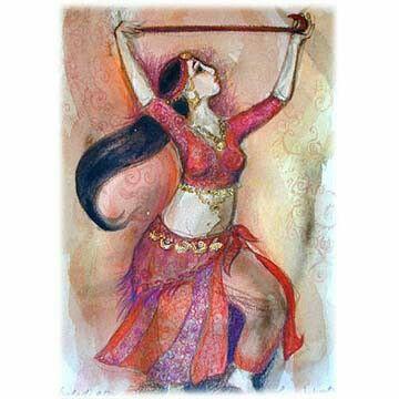 DANZA DEL BASTÓN / RAKS EL ASSAYA  Es un baile folklórico de Said (región del alto Egipto), inspirada en el Tahtib, baile tradicional de los hombres egipcios que en el pasado utilizaban un bastón largo para reunir el rebaño, caminar y si era necesario, defenderse. Estos pastores después de un dia de trabajo, cogían sus bastones y bailaban con alegría.  Racks el Assaya, como es conocida en árabe, es la versión para las mujeres de este baile. La delicadeza y la feminidad son los principales…