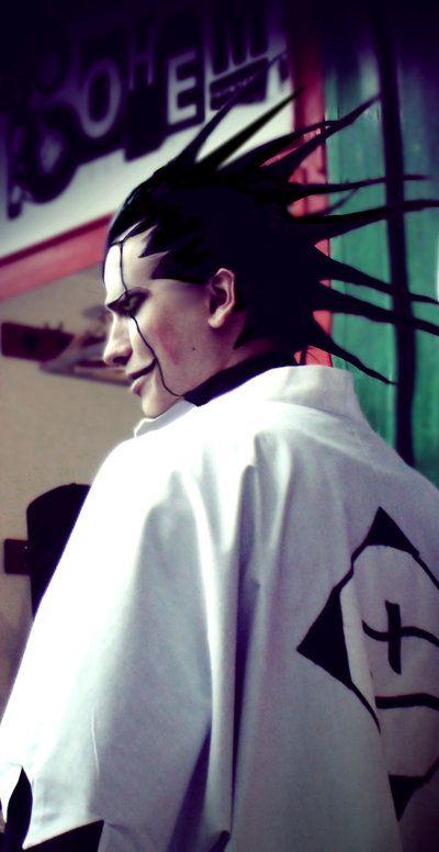 Zaraki Kenpachi | Bleach #cosplay #anime #manga