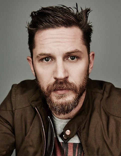 Tom Hardy of 'Legend' poses for a portrait during the 2015 Toronto Film Festival | September 13, 2015 | Toronto | credit: Maarten de Boer