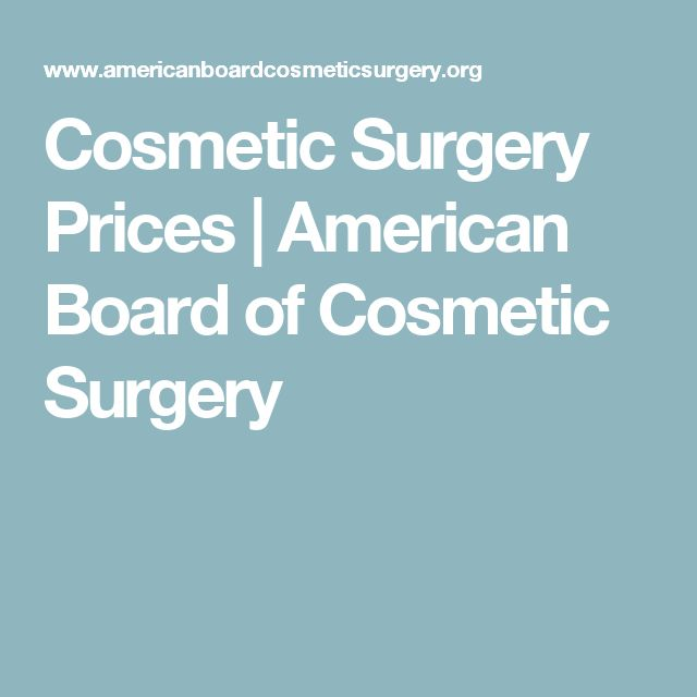 Best Cosmetic Surgery Prices Ideas On Pinterest Cost Of - Us map showing cosmetic surgeries