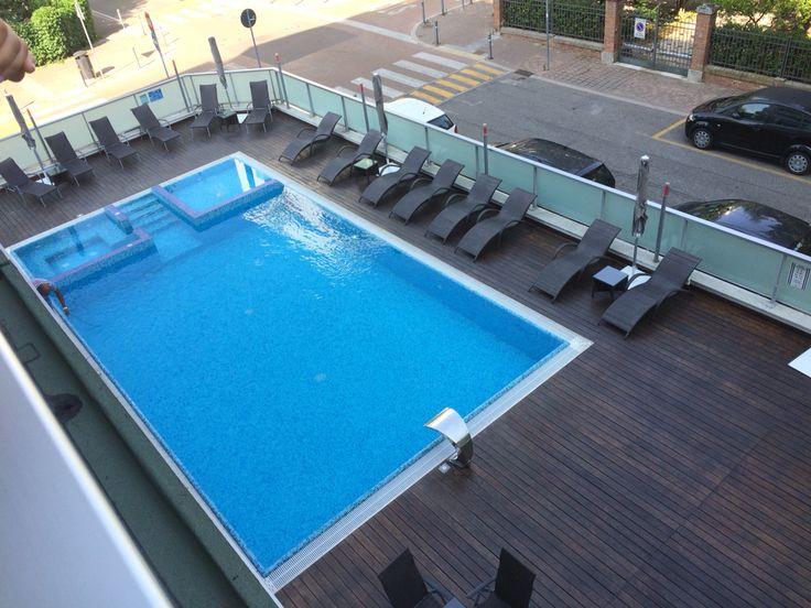 Pool - Hotel Aqua Rimini