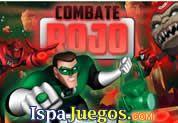 Linterna Verde Combate Rojo: Los cuerpos de las linternas verdes estan en peligro por los ataques de los linterna rojos, piden tu ayuda para combatir con los malvados y salvarlos http://www.ispajuegos.com/jugar6470-Linterna-Verde-Combate-Rojo.html