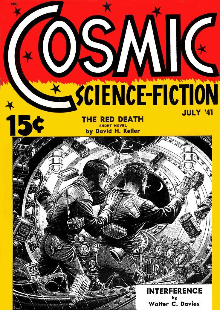Robert A. Heinlein | Pulp science fiction, Science fiction